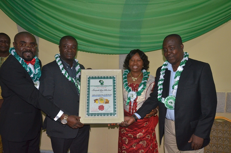 alomo award Medicinal Herbal Drink of the year 2014