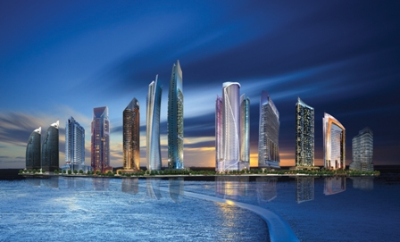 Luxury Real Estate developer DAMAC Properties is guaranteeing an Aston Martin or Mercedes-Benz with properties sold during the Dubai Shopping Festival (DSF). (Photo: Business Wire)