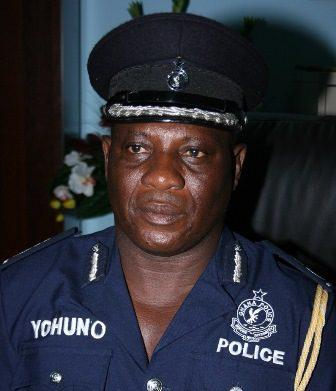 D.C.O.P Christian Tetteh Yohuno