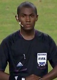Madagasca referee, Hamada el Moussa Nampiandraza