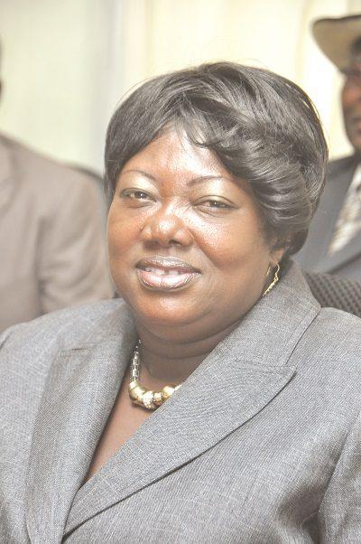 Mrs Georgina Opoku Amankwaah