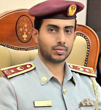 Lt. Colonel Mubarak Bin Muhairom