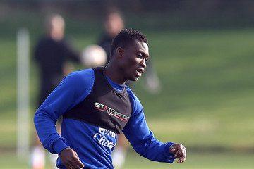 Christian Atsu returned to the Everton squad