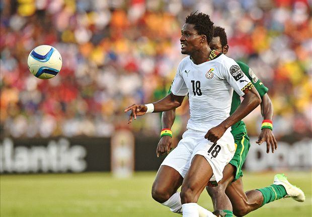 Daniel Amartey has been an instant hit with the Black Stars