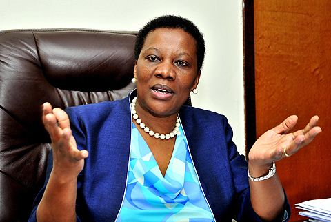 Energy minister Eng. Irene Muloni: ?We are very keen because we want the least cost option?