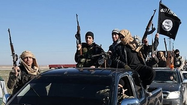 Islamic State had demanded a ransom in return for sparing the hostages' lives