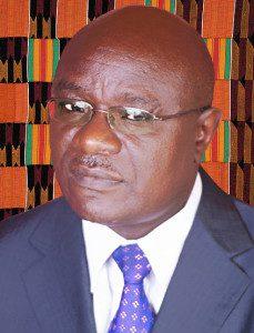 Dr. Edward Doe-Adjaho, Speaker of Parliament