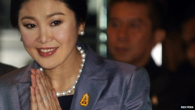 Ms Yingluck, who is facing several legal challenges, remains popular in rural areas