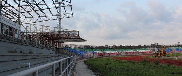 Mongomo Stadium
