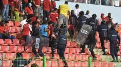 Equatorial Guinea violence clash