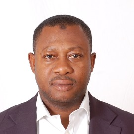 Mr Abubakar Mohammed as the General Manager for Distributive Trade