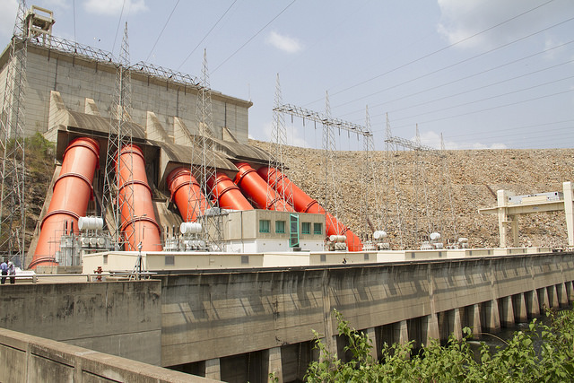 Akosombo Dam