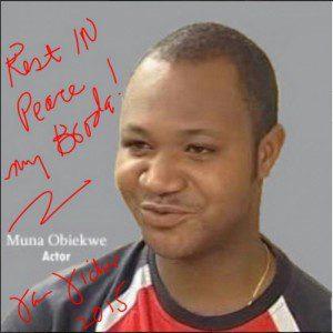 The late Muna Obiekwe