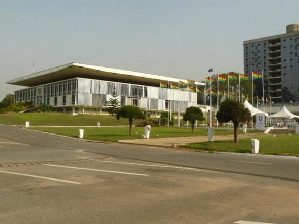 Accra Parliament House
