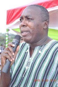 Mr Dompreh Amoako, Nsawam Adoagyiri MCE