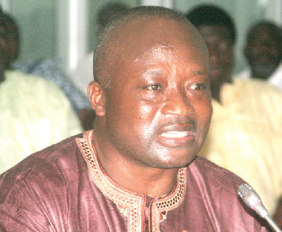 Mr Justice Samuel AdjeiMr Justice Samuel Adjei