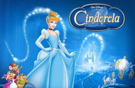 Animated Cinderella Led