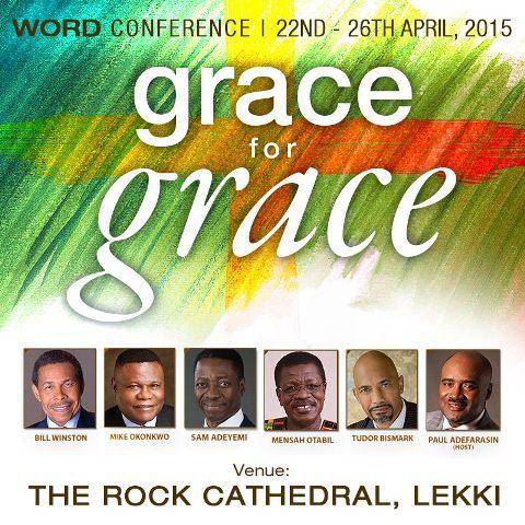 Grace For Grace