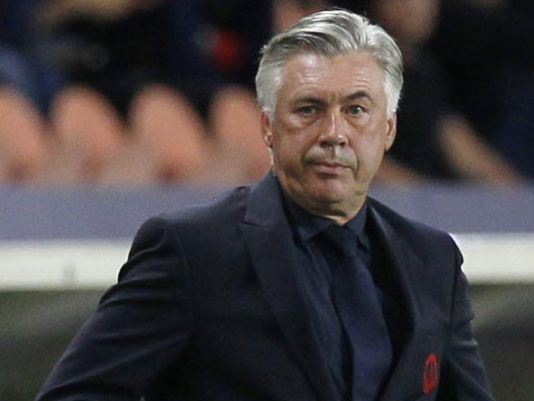coach Ancelotti
