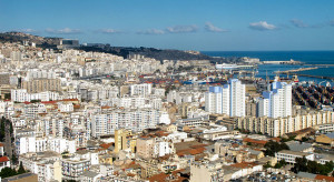 Algiers, the Capital city of Algeria fourth richest city in Africa