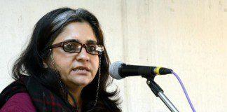 human rights defender Teesta Setalvad