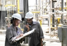 The Tema Oil Refinery has been idle for several years