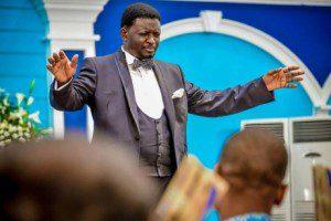 Bishop Dr. Charles Agyin Asare