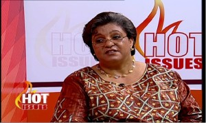 Foreign Affairs Minister Hannah Tetteh was speaking on TV3?s Hot Issues