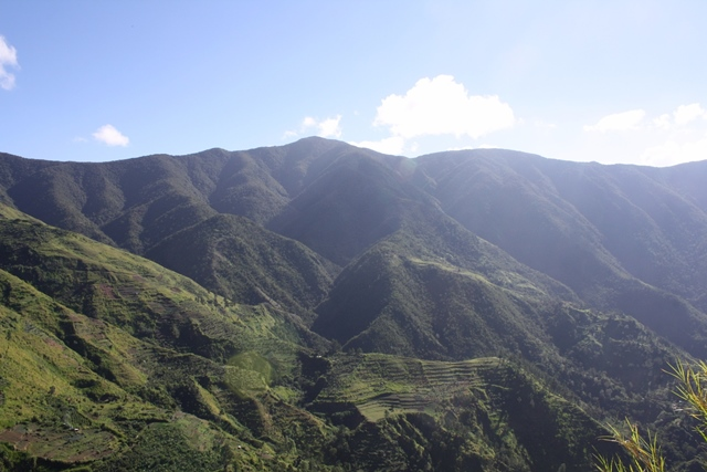 File photo provided by the United Nations Educational, Scientific and Cultural Organization (UNESCO) shows the ridges of the Blue Mountains in Jamaica's Blue and John Crow Mountains National Park. The UNESCO listed Jamaica's Blue and John Crow Mountains National Park as world heritage on July 3, 2015. (Xinhua)