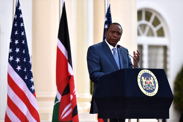 Kenya and United States seek to strengthen bilateral ties