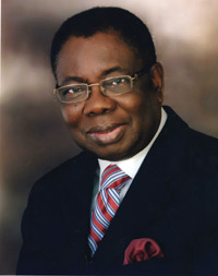Ambassador James Victor Gbeho