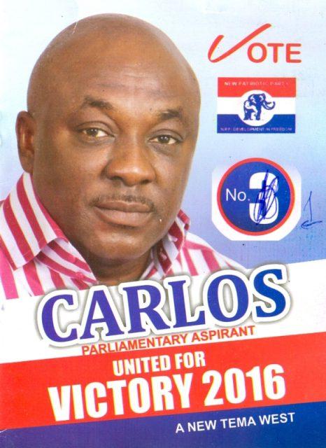 Carlos NPP