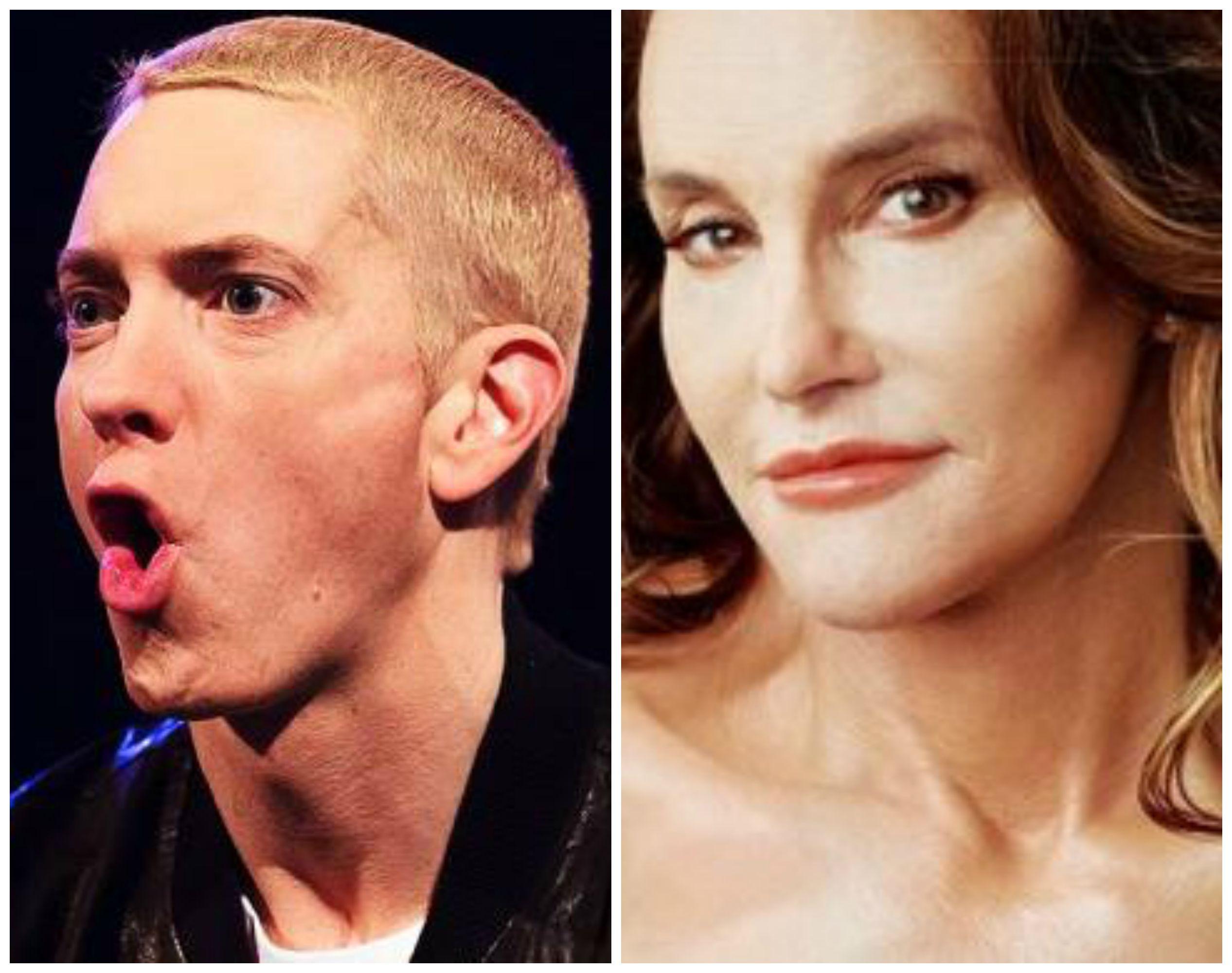 Eminem and Caitlyn