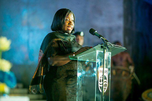 Hon. Elizabeth Ofosu Agyare- Minister for Tourism,Culture & Creative Arts