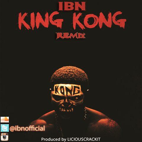 IBN - King Kong (ARTWORK)