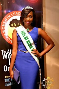 Victoria Ubani- Face of Niger Delta 2014