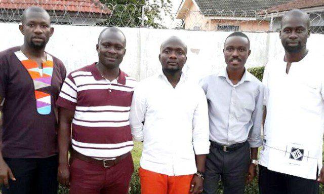 Image Abusua new executives