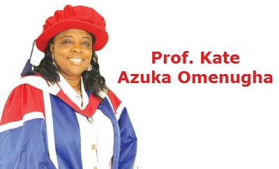 Prof. Omenugha