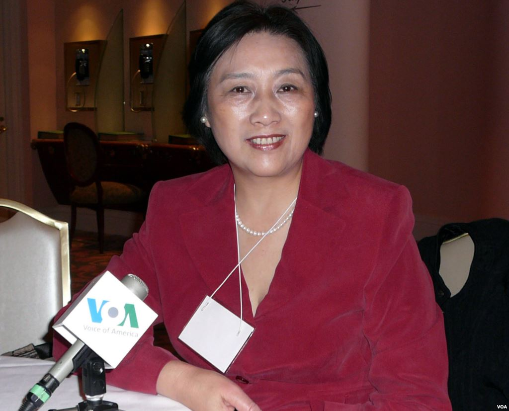human rights defender Gao Yu