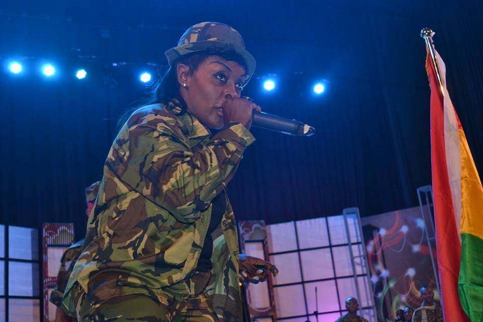 Akosua-soldier-