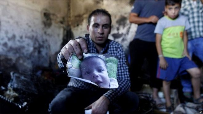 Ali Saad Dawabsha was killed when assailants firebombed his home at night