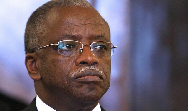 Former Prime Minister Amama Mbabazi
