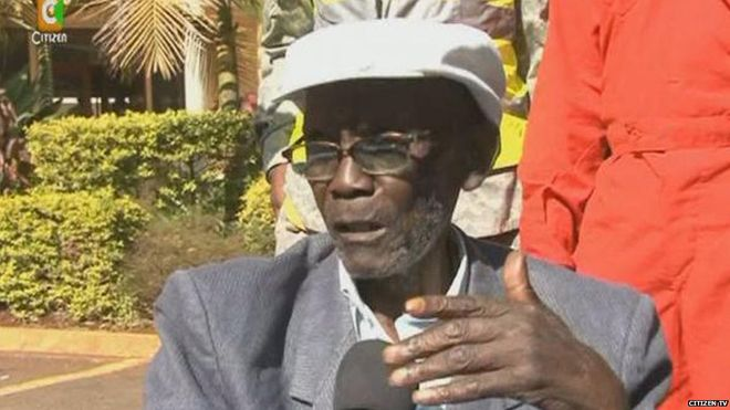 Benson Wanjau was on the TV screens across East Africa for many years