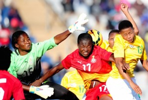 Despite not qualifying for the just concluded 2015 FIFA Women's World Cup in Canada, Ghana's Black Queen maintained their place in the latest global rankings released by the world governing body.