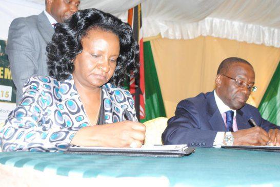 Chief Registrar of the Judiciary Anne Amadi