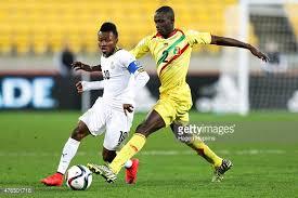 Ghana's U20 skipper Clifford Aboagye