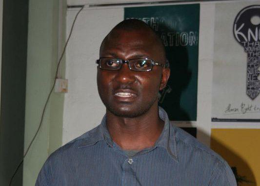 Senior law lecturer Dr. Kakungulu Mayambala