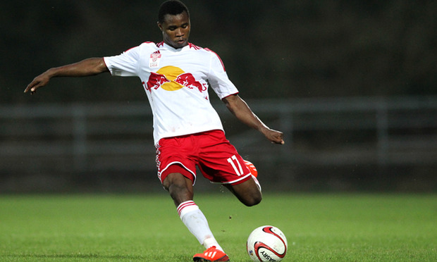Felix Adjei has joined Liefering from Red Bulls Salzburg