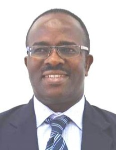 Sulemanu Koney, CEO of Ghana Chamber of Mines