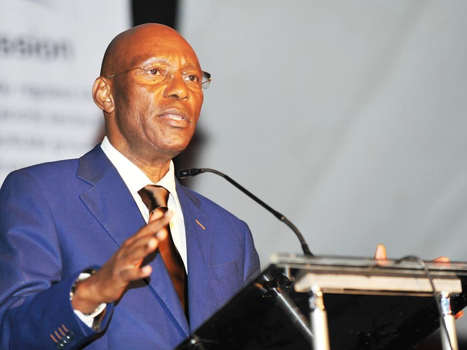 UCC executive director Godfrey Mutabazi